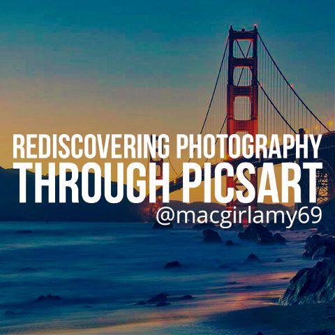 discover photography through picsart