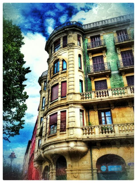 donostia,house,street