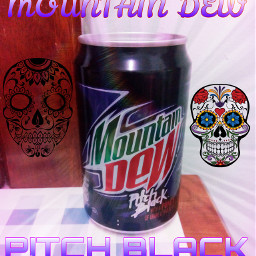 mountaindew pitch black