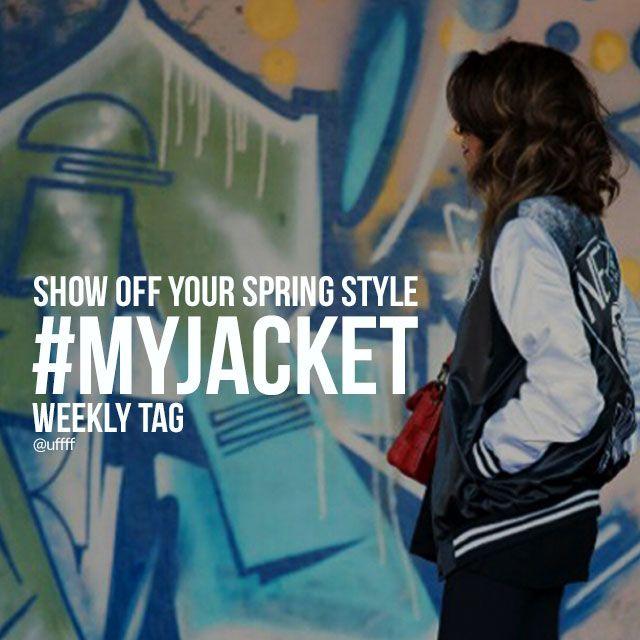 hashtag my jacket