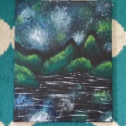 art paint painting acrylic color