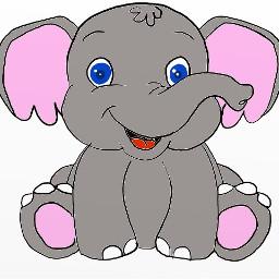 babyelephant jumbo ahmedabad gujarat harshit