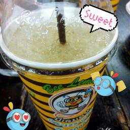 honeylemon drink relax weekend fresh