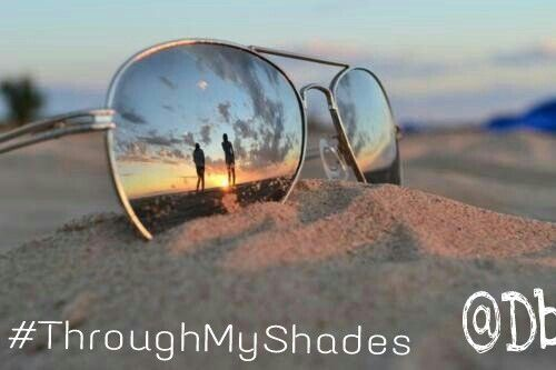 #throughmyshades