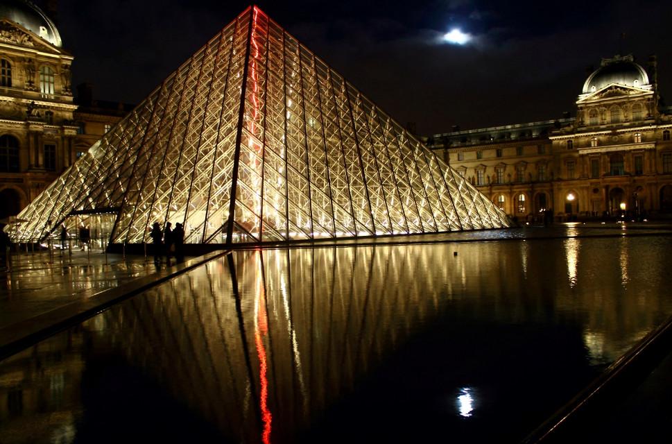 Louvre, Paris, #CityOfLight #cityOfLove