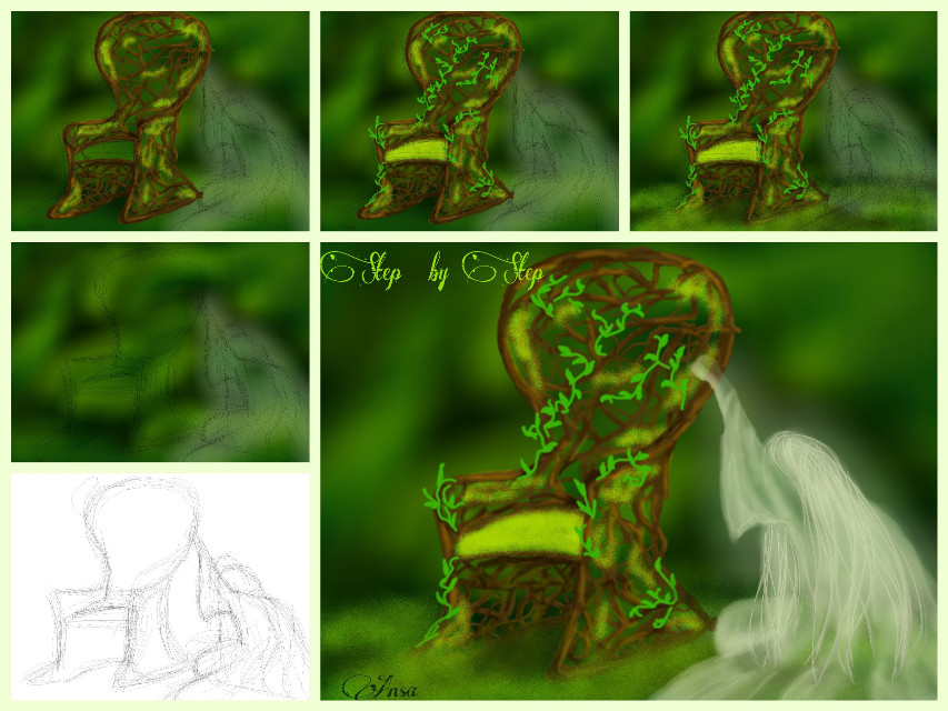 #drawing  #throne #stepbystep #nature  #emotions