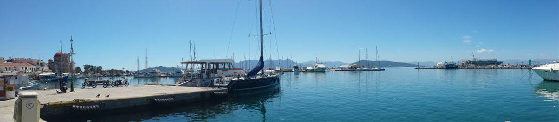 greece summer sun aegina sky