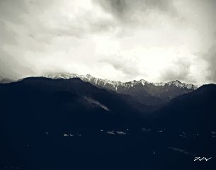 photography travel blackandwhite sky
