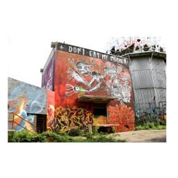 colorful berlin urban photography graffiti