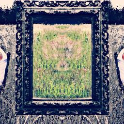 freetoedit art beautifypicsart mirrored