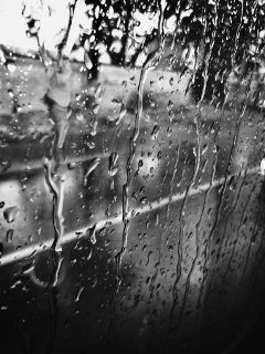 blackandwhite filltheframe emotion monochrome raindrops