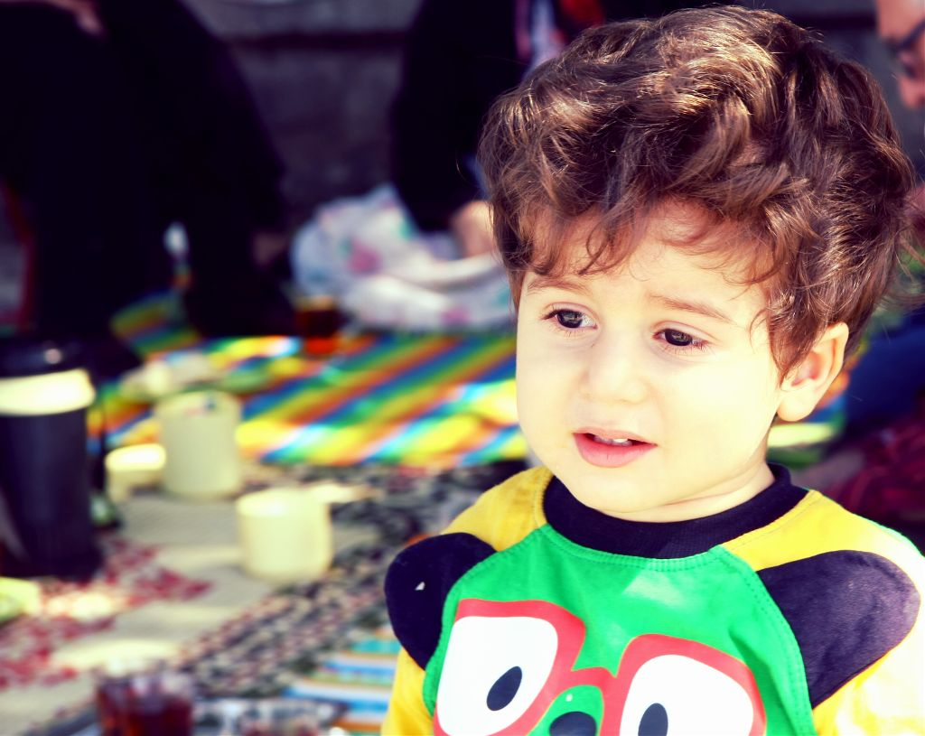 Photo by farid.zp  #colorful  #baby  #freetoedit  #photography #people