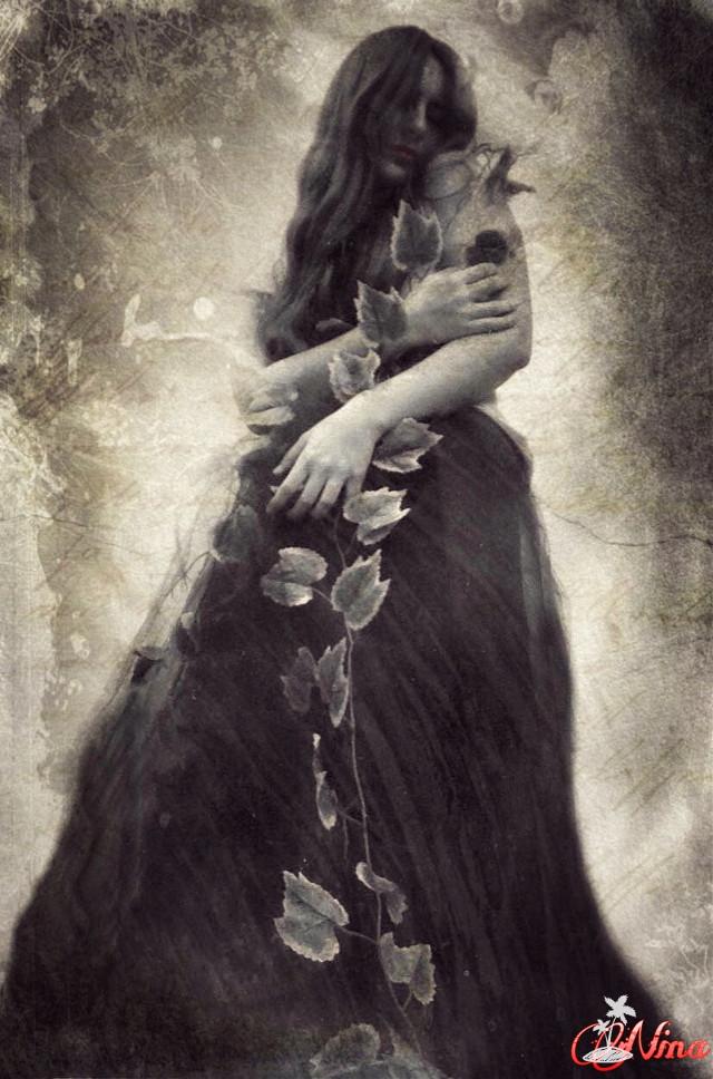 #artisticselfie  #digitalmakeup  #fantasy Selfportrait Forever Love @gizemkarayavuz ^_^