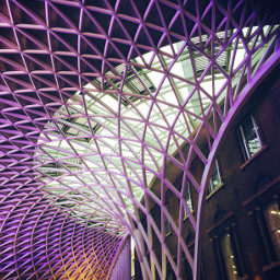london dodger trainstation architecture