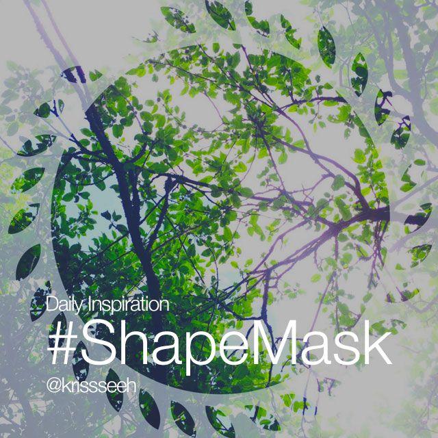 daily inspiration #ShapeMask