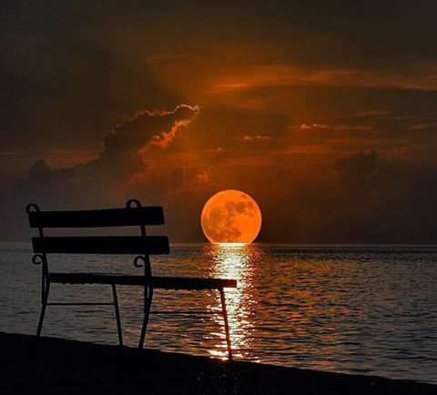 Good Evening My Friend Sun Set Point Beutiful Sunset