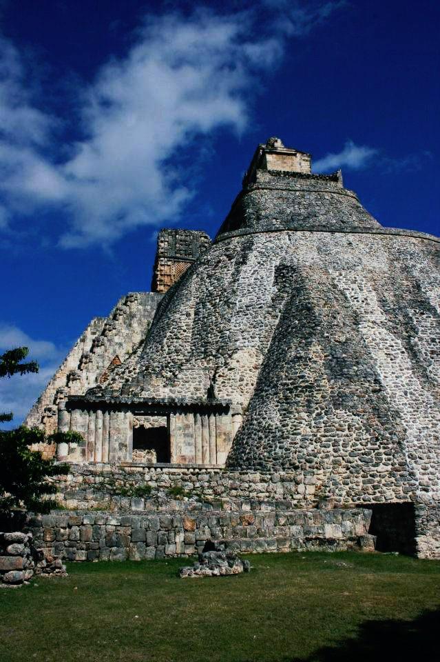 #Uxmal  #México  #pyramid