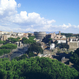 travel summer oldcity rome