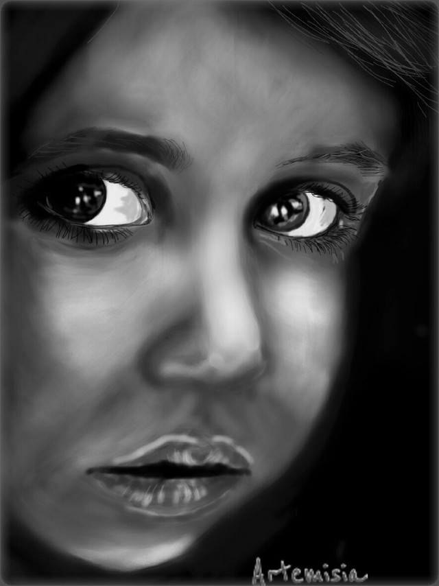 #dcsketch #drawing #digitalart #portrait #eyes #pencilart          Vote for me if you like....