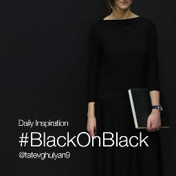 dailyinspirations blackonblack whiteonwhite
