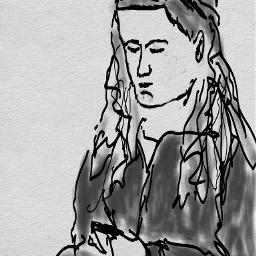 inktober painting draweveryday drawing sketch