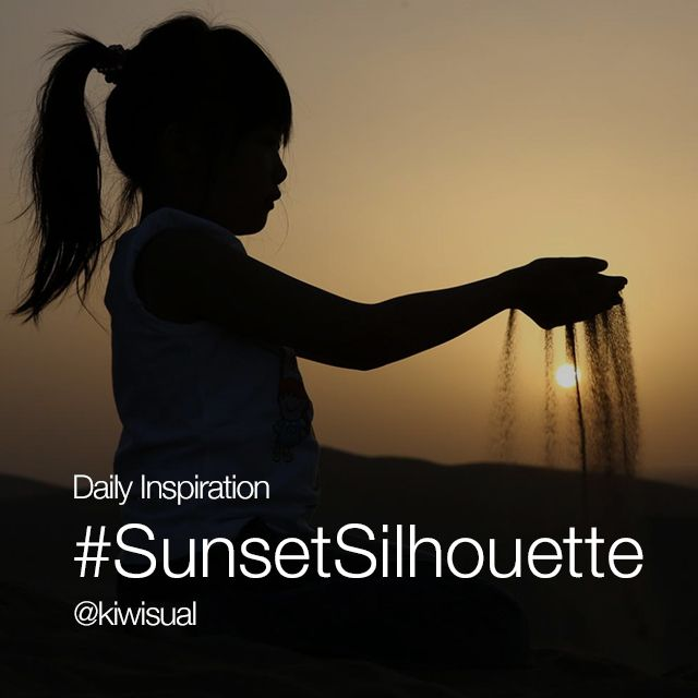Daily inspiration silhouette pictures